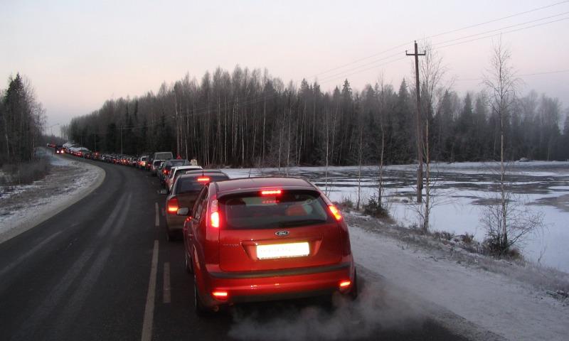 Ехавший из Санкт-Петербурга в Финляндию экскурсионный автобус попал в ДТП, есть жертвы