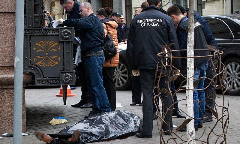 Украинские СМИ назвали вероятностного сообщника киллера, убившего Вороненкова