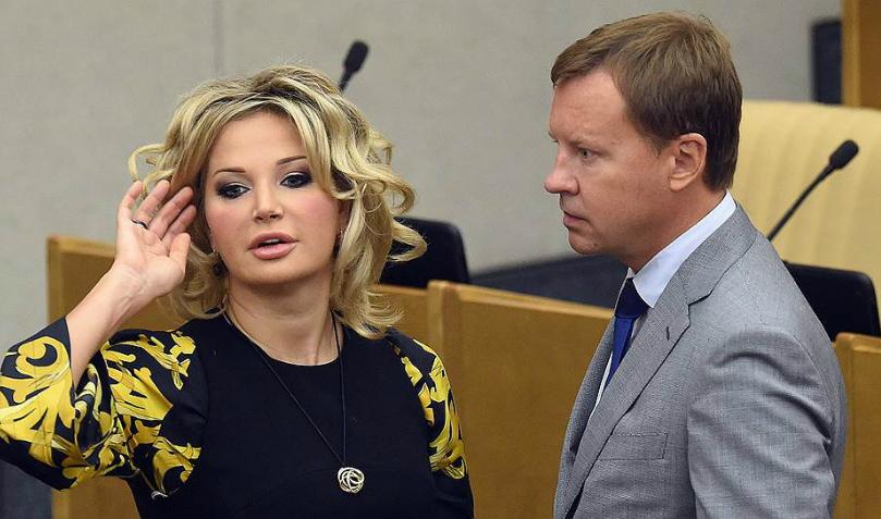 Мария Максакова: Я не уеду из Киева, пока муж меня не отпустит