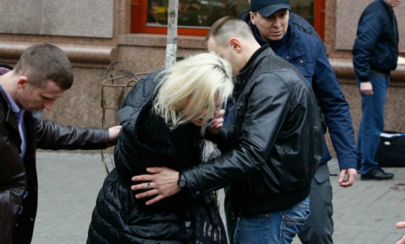 «Я ничего не собираюсь делать»: Мария Максакова впервые заговорила об убийстве Дениса Вороненкова