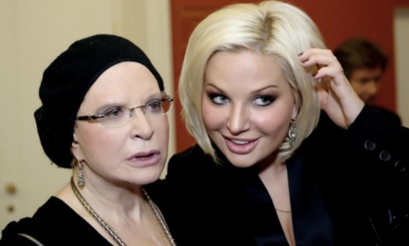 Людмила Максакова заявила, что не общается с дочерью после ее побега на Украину