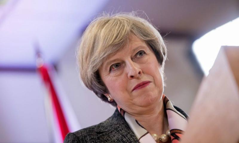 Парламент Великобритании одобрил законопроект о «разводе» с Евросоюзом