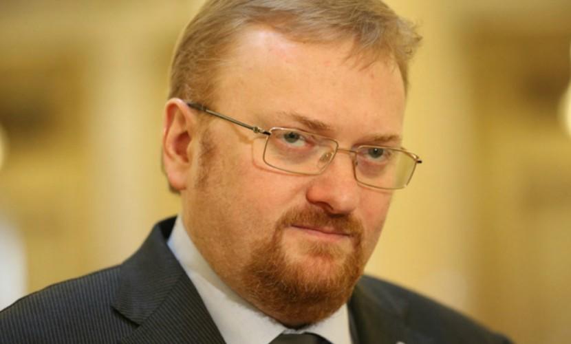 Милонов обратился к Константину Эрнсту с просьбой объявить бойкот «Евровидению» в Киеве