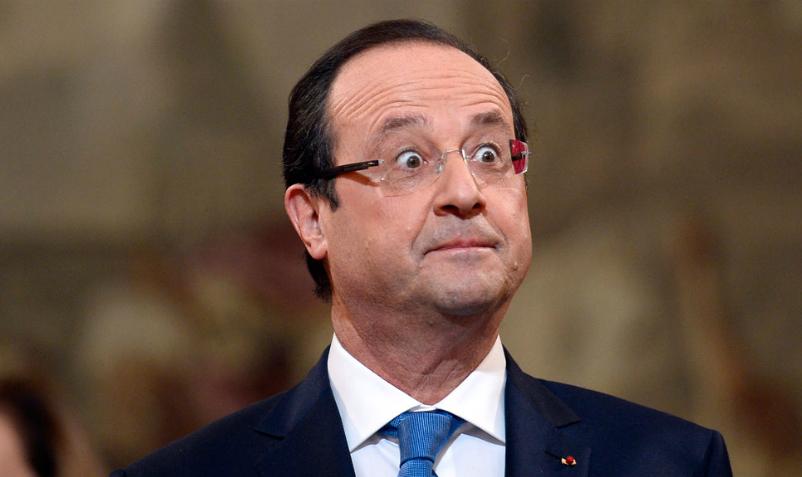 Хакеры пригласили всех желающих на «отвальную вечеринку» со страницы Олланда в Facebook