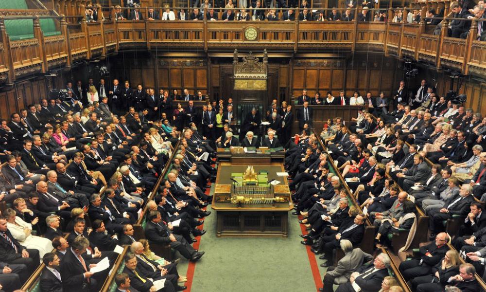 Британский парламент: Россию нельзя бездоказательно осуждать за действия в Сирии