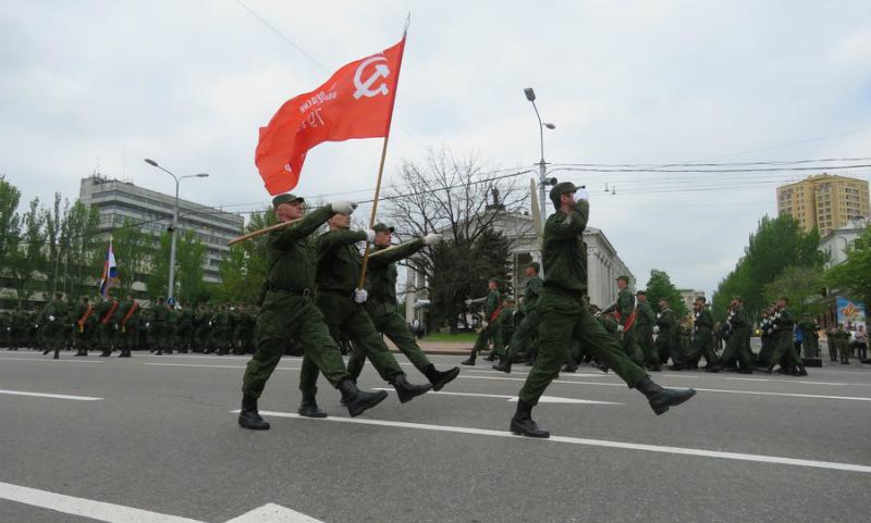 Александр Захарченко пригласил на Парад Победы в Донецк ветеранов ВОВ из Украины