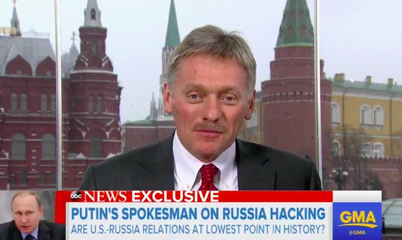 В Кремле недругам России в Соединенных Штатах посоветовали «читать по губам» Путина