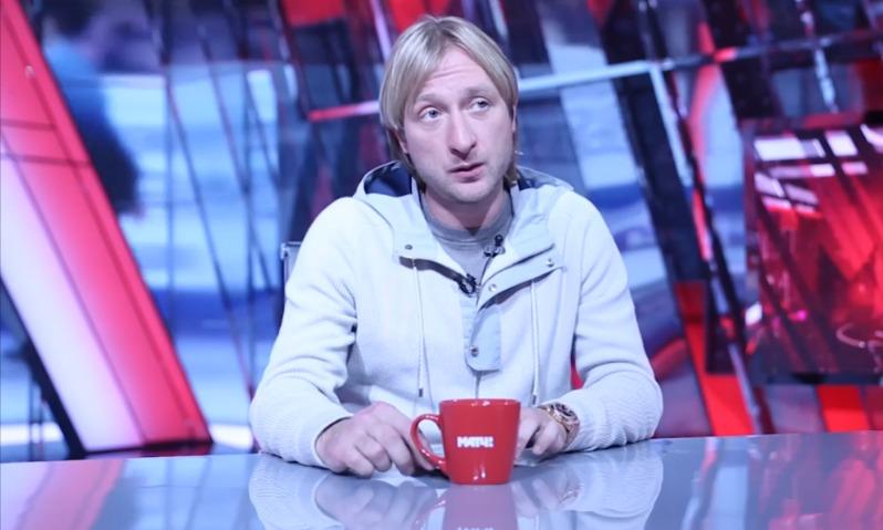 Плющенко после визита в свою академию Бузовой объявил о завершении спортивной карьеры