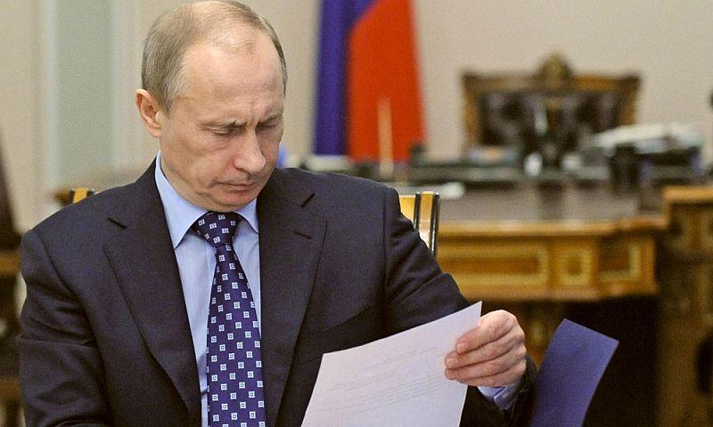 Путин утвердил изменения в закон