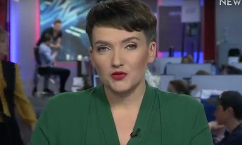 Нардеп Савченко шокировала украинских телезрителей кардинальной сменой имиджа