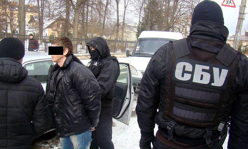 СБУ задержала вОдессе репортера канала «Россия-1»