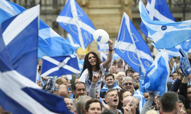 Лондон отказал Шотландии в референдуме о независимости до окончания Brexit