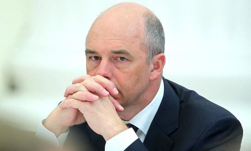 Силуанов отказался отвечать на вопрос о миллионах, выделенных на «дворцы» Пенсионному фонду России