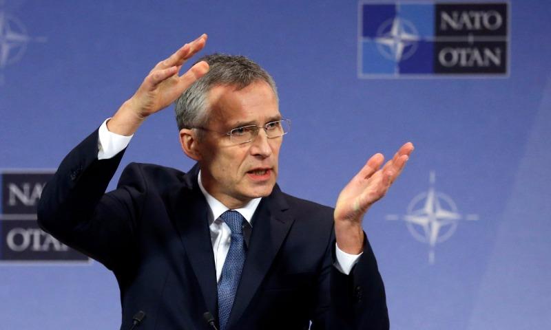 Хоть Россия и подрывает суверенитет других стран, сопоставлять ее с ИГ нельзя, - Столтенберг