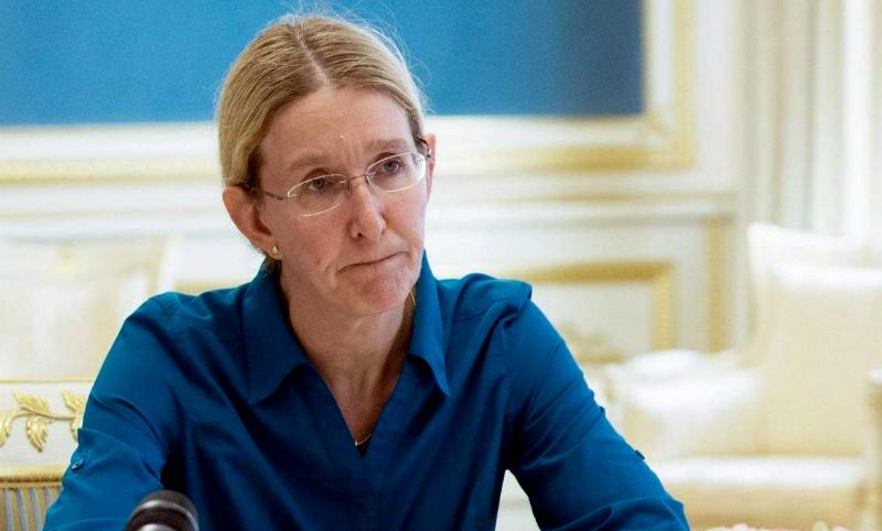 Глава Минздрава Украины из США намерена полностью запретить российские лекарства