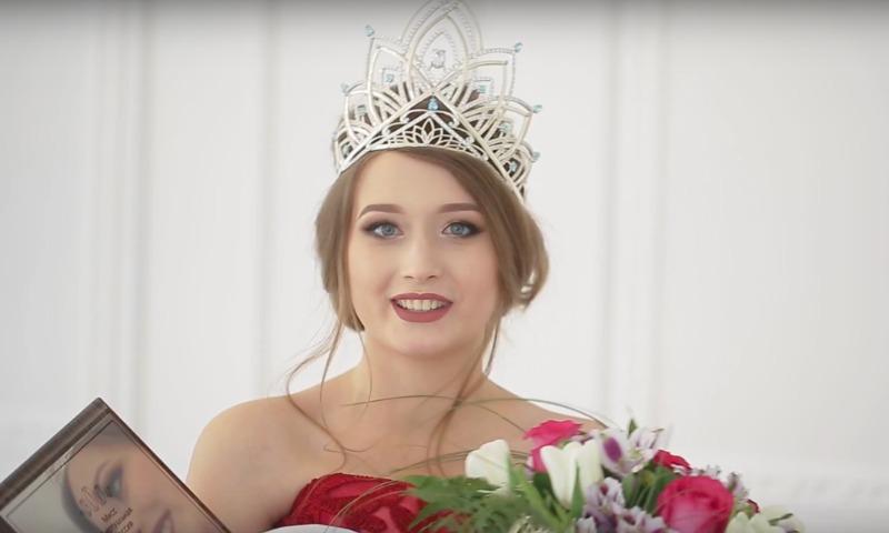 18-летняя сургутянка выиграла титул «Мисс Виртуальная Россия», диадему с бриллиантами и BMW