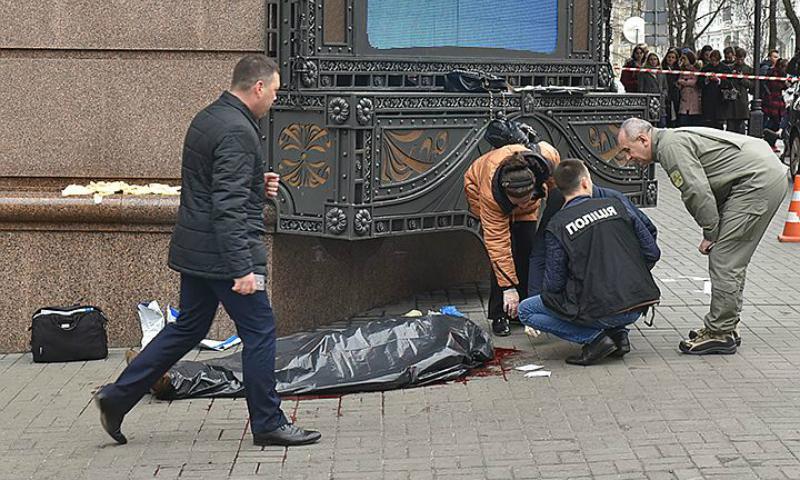 Журналисты сообщили о найденном у убийцы Дениса Вороненкова удостоверении Нацгвардии Украины