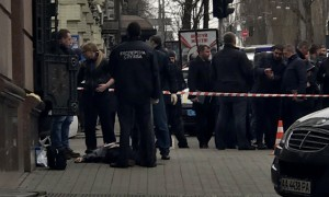 Охранником Вороненкова в день смерти был офицер разведки Минобороны Украины