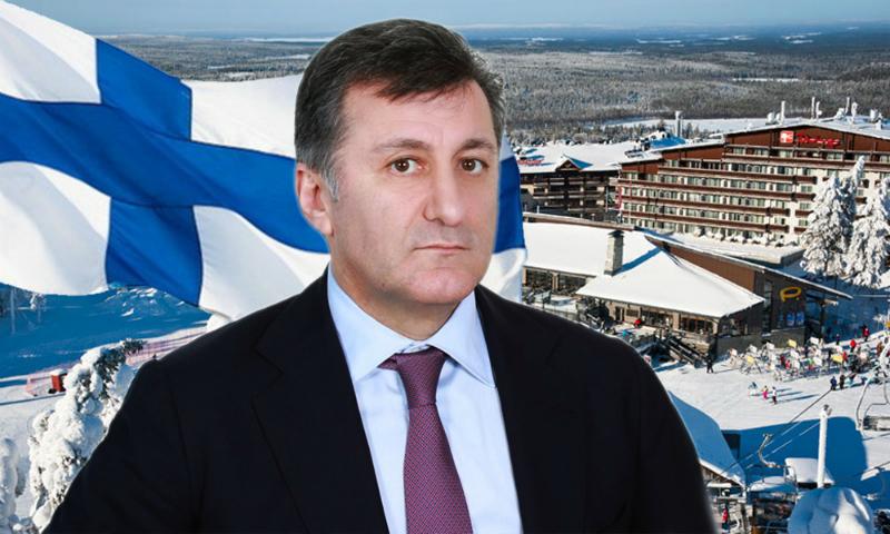 У депутата Госдумы обнаружилась фирма в Финляндии