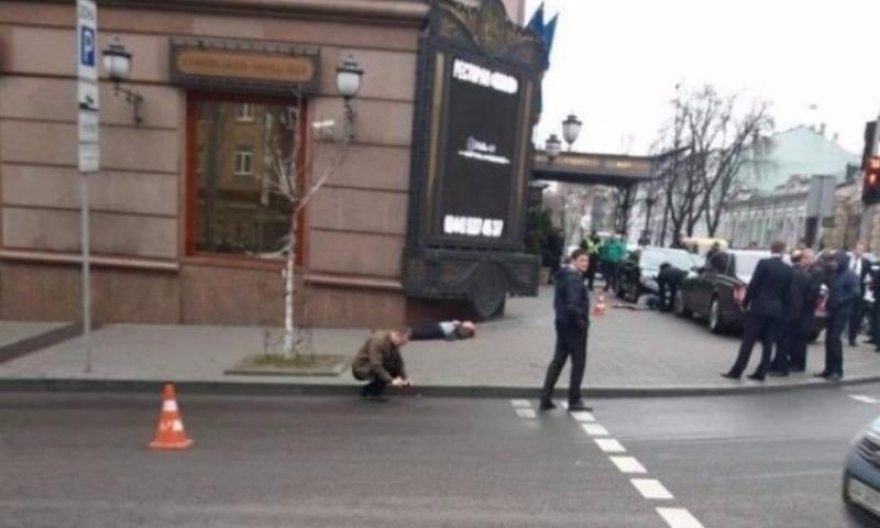 Беглого экс-депутата Госдумы Вороненкова застрелили в центре Киева