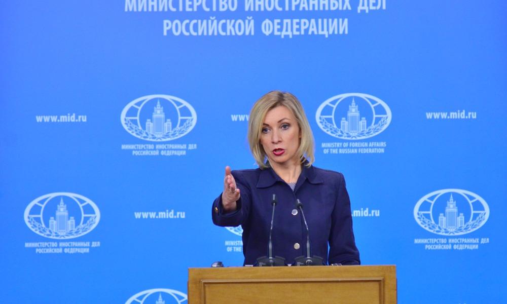 Захарова заявила после нападок на посла РФ в США Кисляка о медийном дне местных СМИ