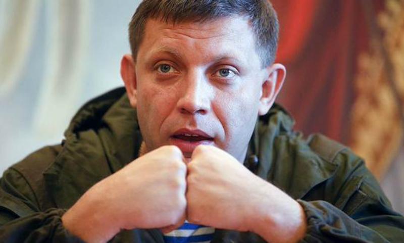 Захарченко рассказал, как сломал кровать из-за присоединения Крыма к России