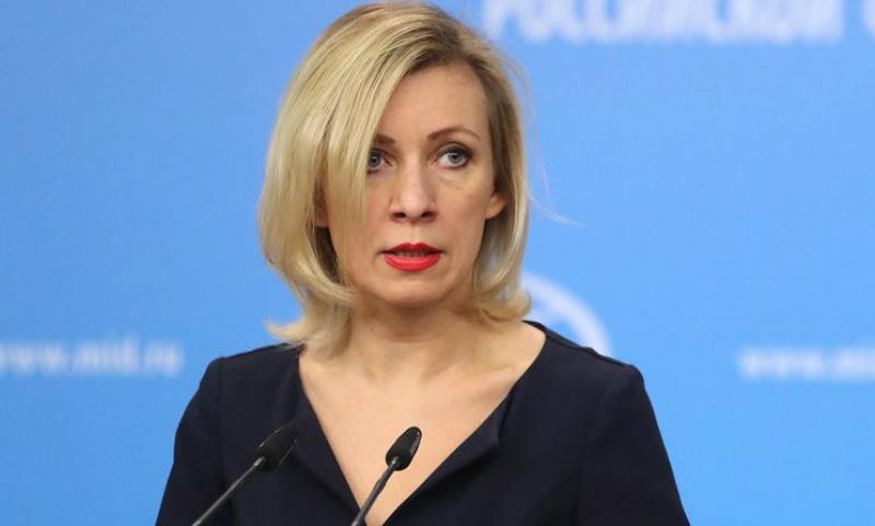 Захарова ответила на слова Климкина о «провокационной» участнице «Евровидения» от России