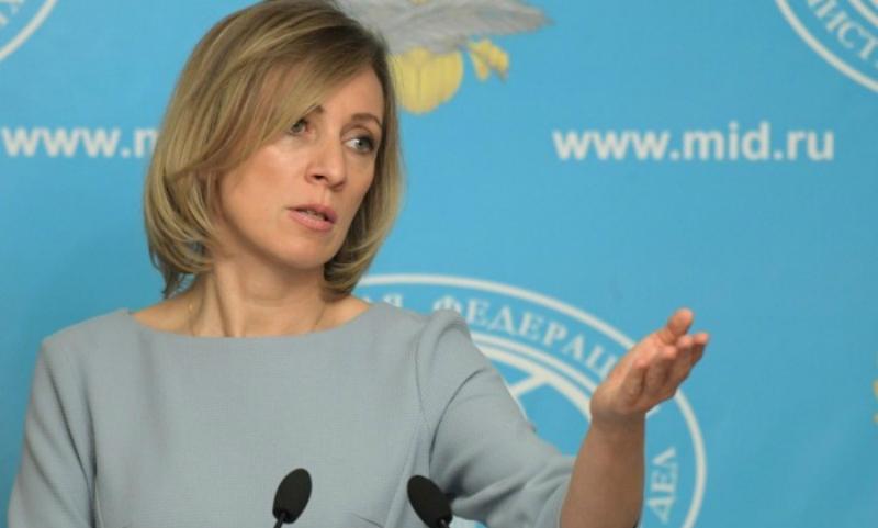 Захарова назвала «нелюдьми» власти Вашингтона за идею открыть ночлежку на улице Немцова
