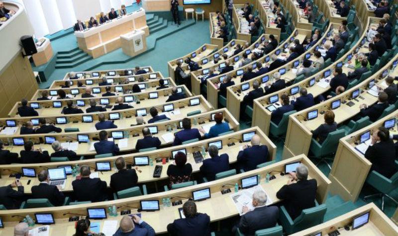 Члены Совета Федерации призвали парламенты всего мира осудить агрессию США в Сирии