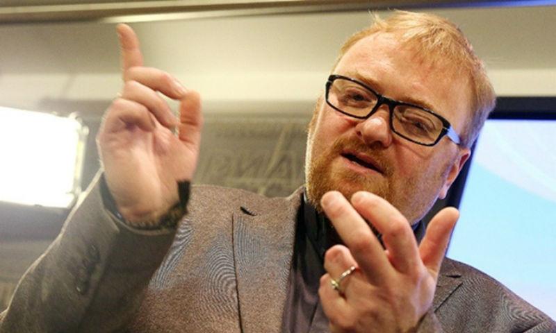 Милонов прокомментировал предстоящую премьеру фильма «Шугалей» и заявил о готовности выехать в Ливию на помощь социологам ФЗНЦ