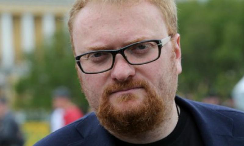 Виталий Милонов потребовал лишить Украину «родительских прав»