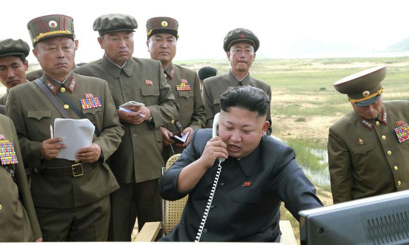 Ядерный удар пообещала Северная Корея нанести по Австралии за поддержку США