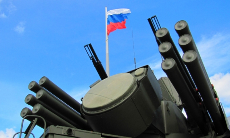 В Российской Федерации сегодня отмечается День войск противовоздушной обороны