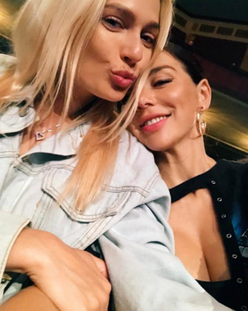 Наталья Рудова и Анна Седокова