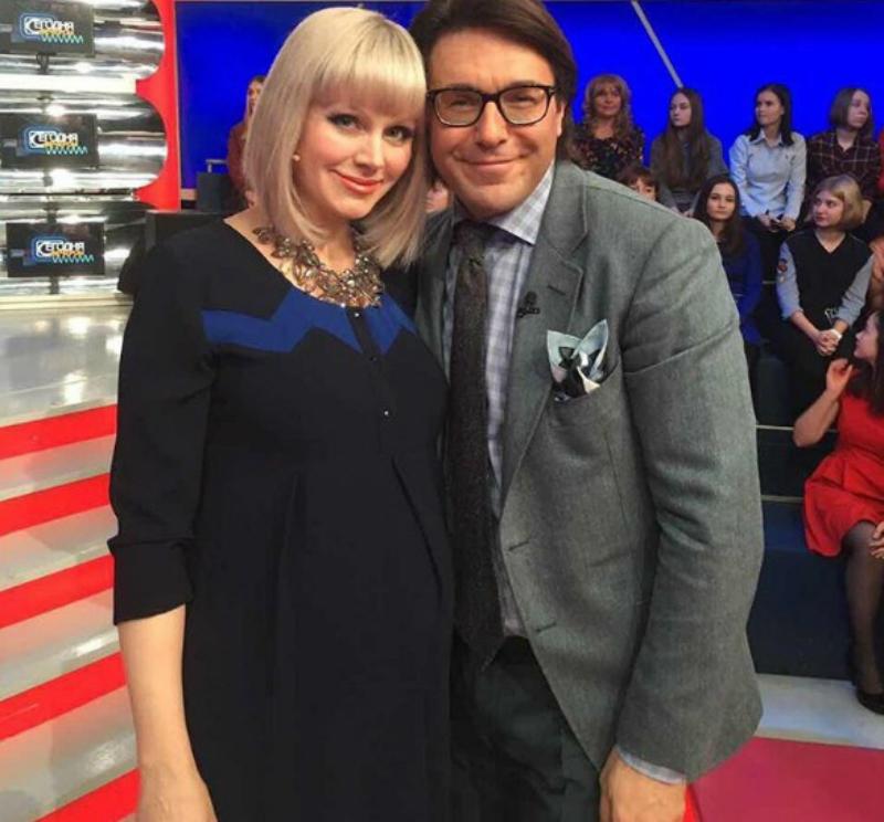 Натали и Андрей Малахов