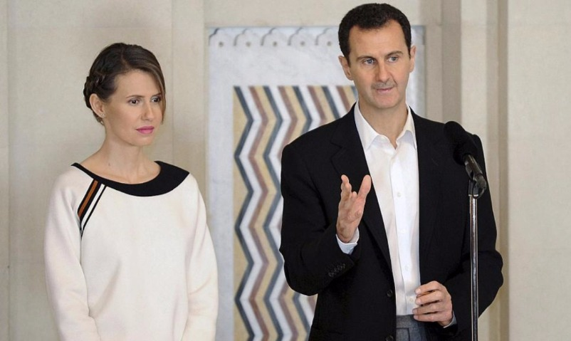 Власти Великобритании пробуют отнять супругу Асада гражданства Великобритании,
