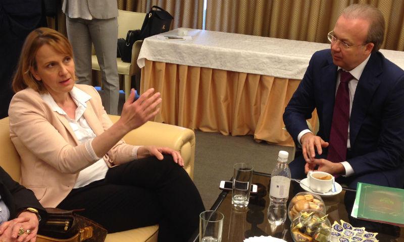 Две точки зрения европейцев по поводу Крыма назвала австрийский политик