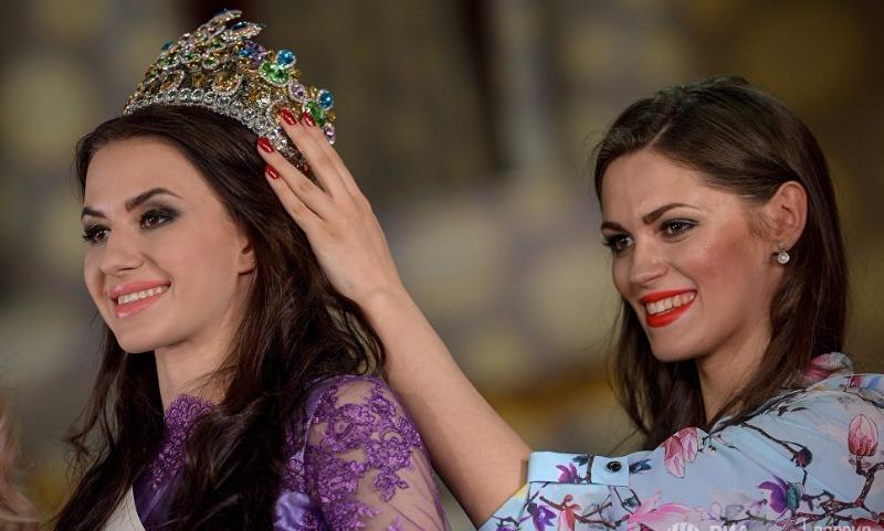 Рязанка стала призером конкурса «Российская красавица»