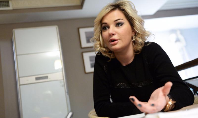 Максакова осталась без миллиардов Вороненкова
