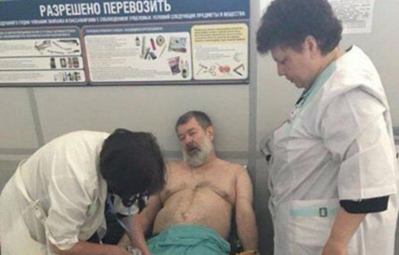Задержание довело оппозиционера Мальцева до сердечного приступа