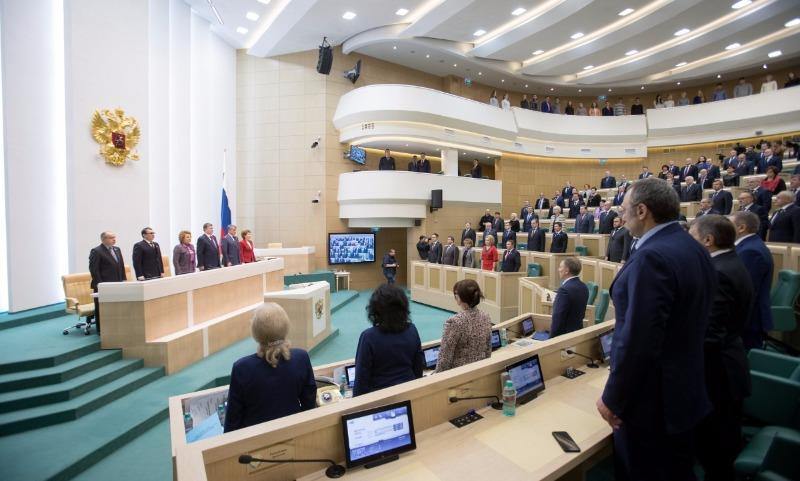 За год российские сенаторы стали богаче в два раза