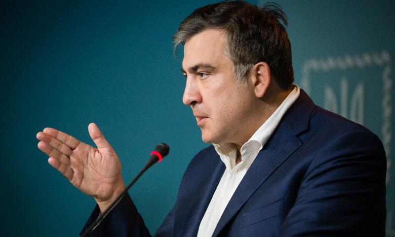 Миллиардеру Саакашвили запретили проживание на Украине