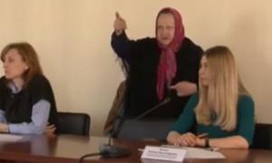 «Тело к сексу не готово!»: баба Валя защитила Иркутск от непристойной рекламы