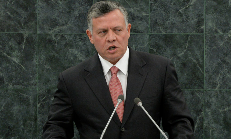 Король Иордании: Если Запад и Россия договорятся по Крыму, Москва будет более уступчивой