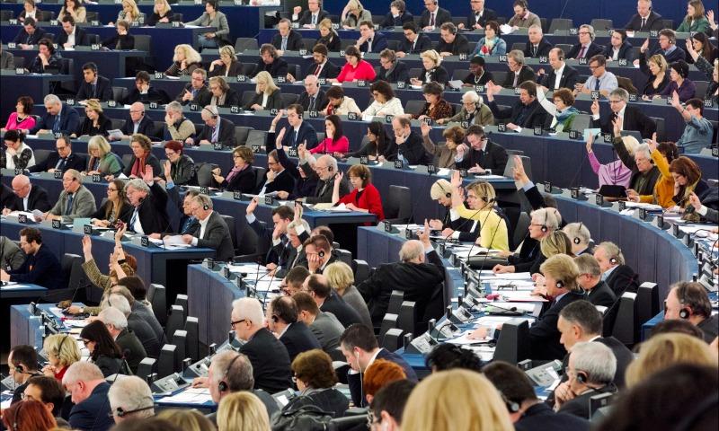 Европарламент проголосовал заотмену виз для государства Украины