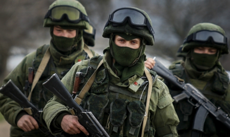 Учения о нападении «зеленых человечков» на Литву с треском провалились