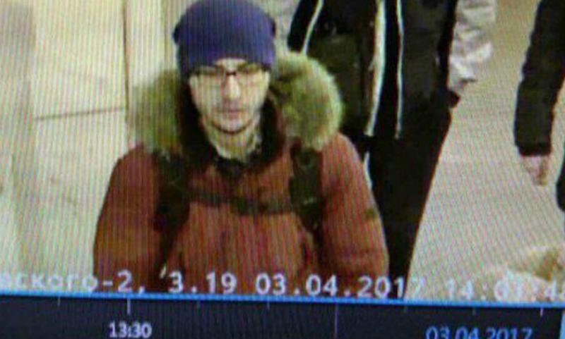 Исполнитель теракта вметро Санкт-Петербурга получил русский паспорт в 2011-ом