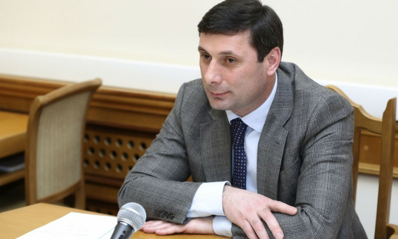 Возбуждено уголовное дело против вице-премьера Дагестана Билла Омарова