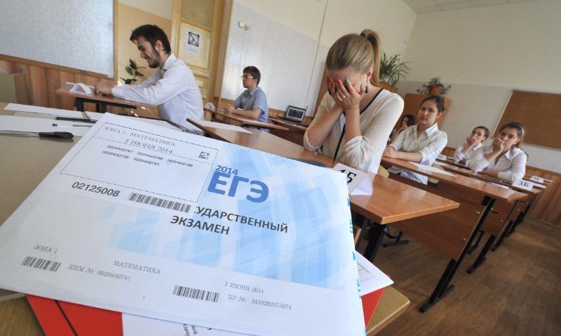 Без права выбора: выпускников школ в Республике Крым обязали сдавать ЕГЭ с 2018 года
