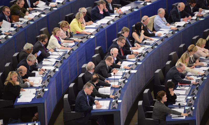 В Европарламенте депутаты выступили против предоставления безвизового режима Украине